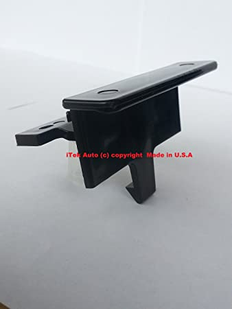 Replaces OEM Part 20864151 Sierra Suburban Lid Latch for Center Console Armrest Avalanche Yukon Fits 07-14 Silverado 20864153 20864154-2 Pack Escalade