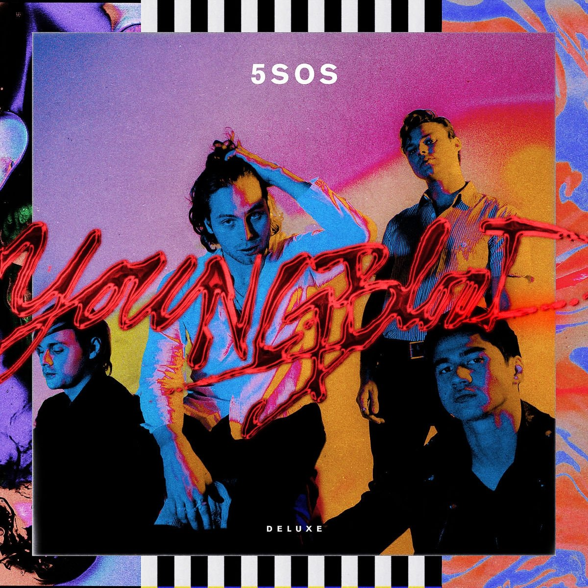 CD : 5 Seconds of Summer - Youngblood (Deluxe Edition)