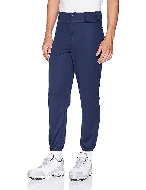 c4a781448b2 Amazon.com   Alleson Ahtletic Men s Elastic Bottom Baseball Pants ...