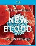 Peter Gabriel: New Blood - Live in London [Blu-ray]