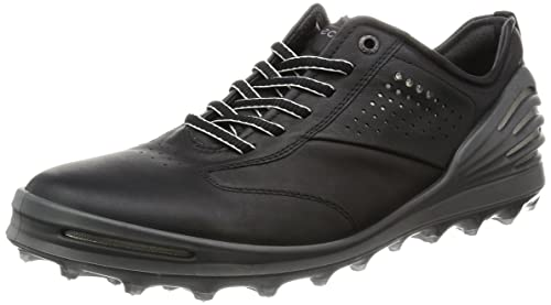 ECCO Men's Cage Pro Golf Shoes, Medium US