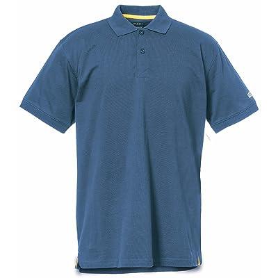 (キャタピラー) Caterpillar メンズ クラシック 半袖 ポロシャツ 作業服 ワークウェア