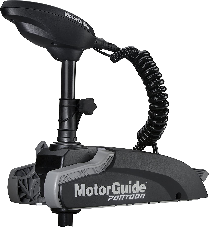 MotorGuide 940700210 Xi3 54FW Bow Mount Pontoon Trolling Motor, 48 Shaft, 12V