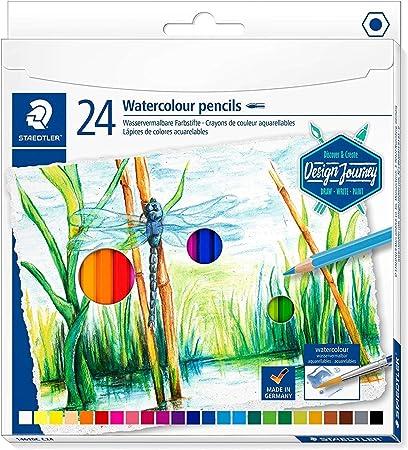 Staedtler 14610C C24 Design Journey. Caja con 24 lápices ...