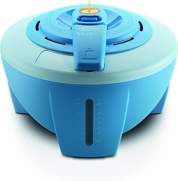 Delonghi Merlino VH400 Humidificador, 400 W, 4.5 Litros, Azul ...
