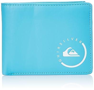 Quiksilver Essential Slim Cartera, Hombre, Azul neón (Neon Blue), M: Amazon.es: Zapatos y complementos