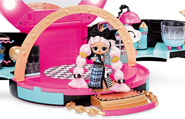 L.O.L. Surprise! Hair Salon doll playset toy for kids