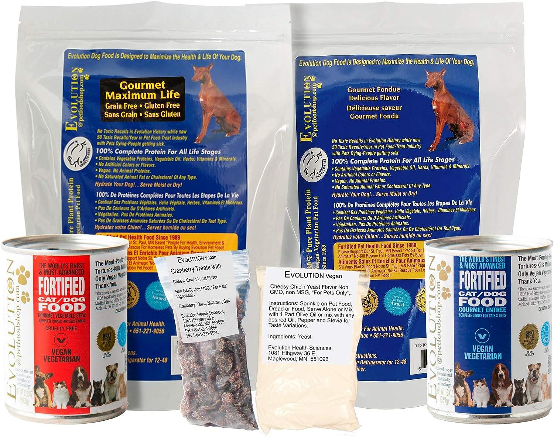 Vegan Sample Pack for Dogs