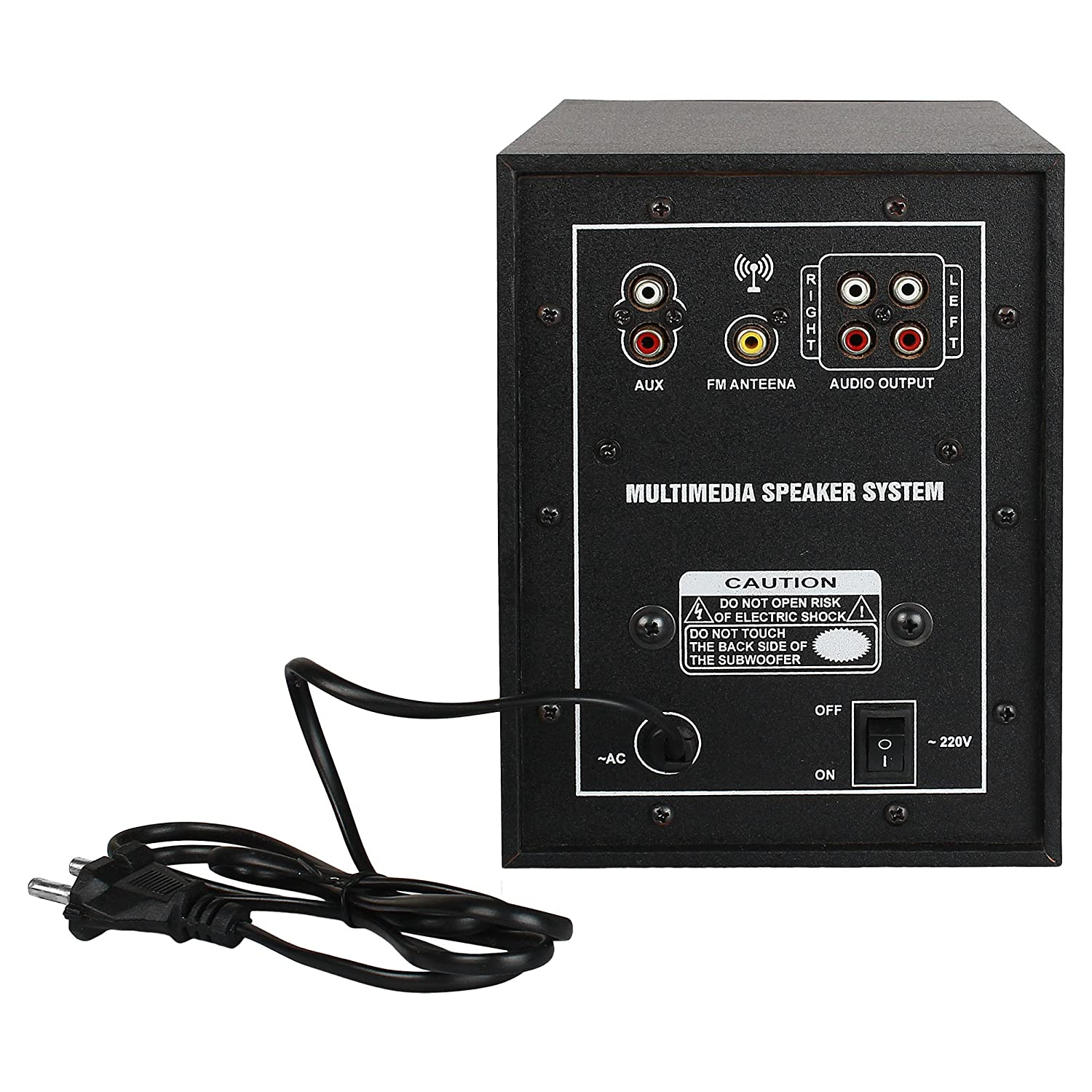 Tronica Bt 21 Home Theater System Black Price Buy Amplifier Using Tda2009a 12 Watt 15x2 Audio Online In India