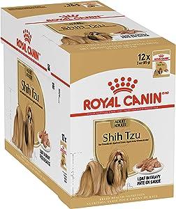 Royal Canin Breed Health Nutrition Shih Tzu Wet Dog Food