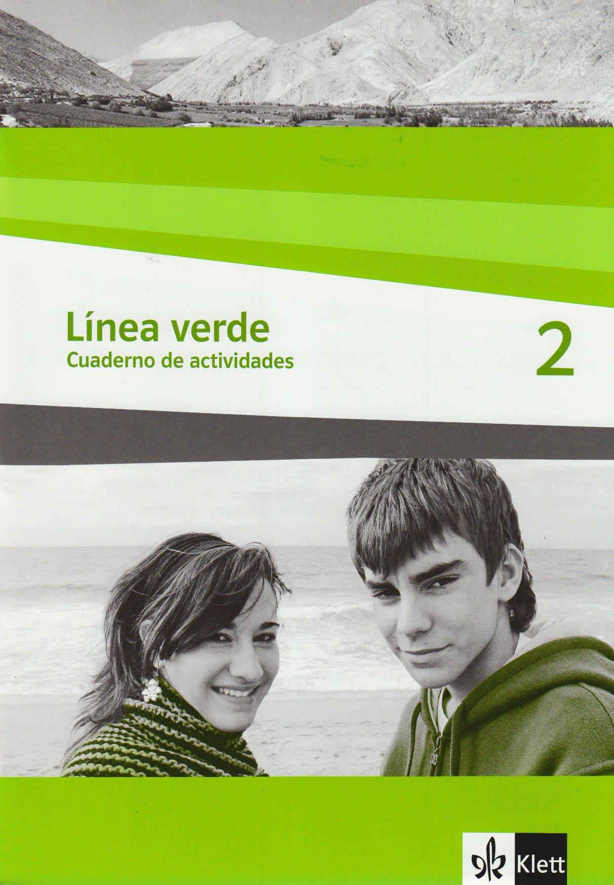 Línea verde. Spanisch als 3. Fremdsprache / Arbeitsheft 2