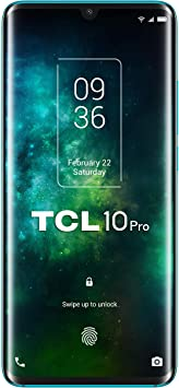 "TCL 10 Pro – Smartphone de 6.47"" FHD+, con NXTVISION, Procesador ..."