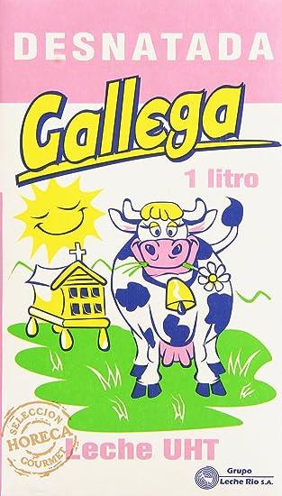 Gallega - Leche UHT Desnatada - 1 L