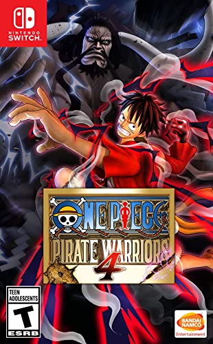 One Piece: Pirate Warriors 4 for Nintendo Switch USA: Amazon.es ...