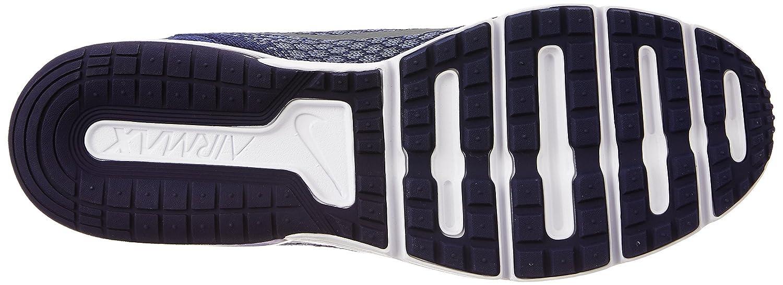 NIKE Men's Air Max Sequent 2 Running Shoe B06XKCPXL4 11.5 D(M) US|Binary Blue/Dark Grey/Dark Obsidian