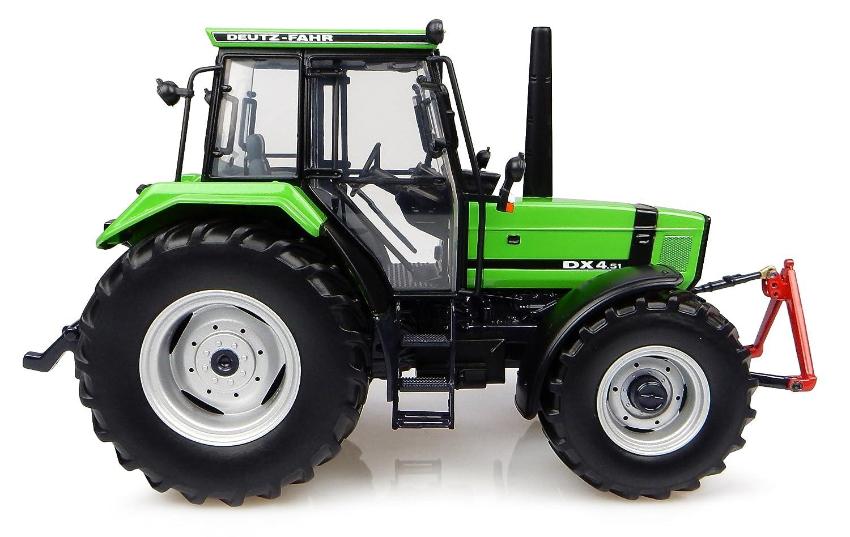 ... Array - universal hobbies uh4905 tracteur deutz fahr dx 451 scale 1 rh  ...
