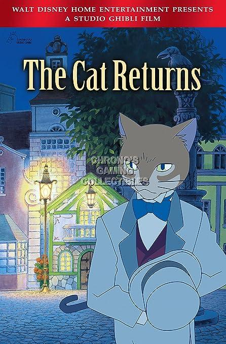Amazon.com CGC Huge Poster , The Cat Returns Movie Poster