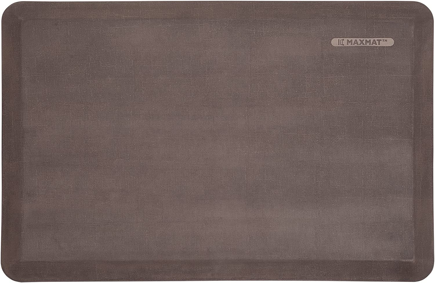 MAXMAT Comfort Mat 100% PU 24 x 36 Inches for Kitchen,Garden or Workstation-Line Pattern,Brown …