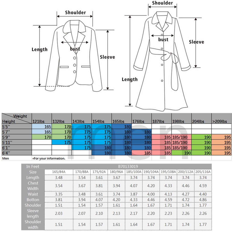 BOSIDENG Men's Winter Goose Down Jacket Light Warm Hooded Long Smart Casual Business Outerwear(185/100A 8056) by BOSIDENG (Image #6)