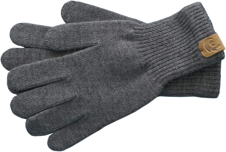 MERINO wool adult fingered gloves men women soft warm arm warmers sheep