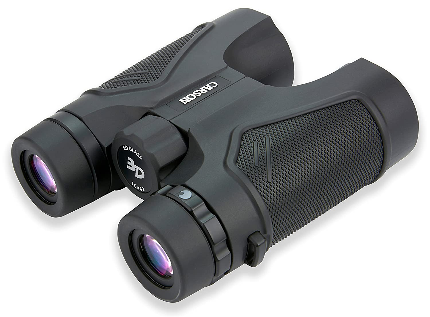 Amazon.com: Carson 3D Series High Definition Binoculars with ED Glass,  10x42mm, Black: Sports & Outdoors