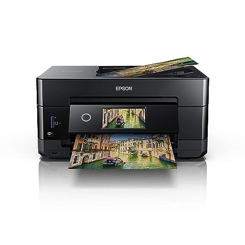 Epson Expression Premium XP 7100 Impresora multifunción Inyección de Tinta 5760 x 1440 dpi 100 Hojas A4 Impresión Directa Negro Ya Disponible en Amazon Dash Replenishment