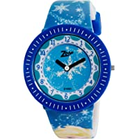 Zoop Frozen Analog Multi-Colour Dial Girl's Watch - 26007PP04