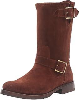 5ad229dd3d1e7 FRYE Women s Natalie Mid Engineer Boot