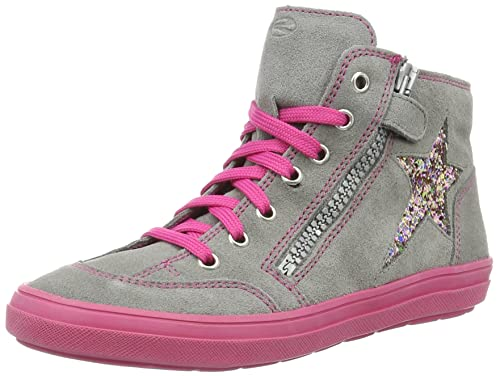 Richter Kinderschuhe Mädchen Ilva (Blinki) High Top