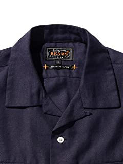 Coolmax Short Sleeve Camp Shirt 11-01-1072-139: Navy