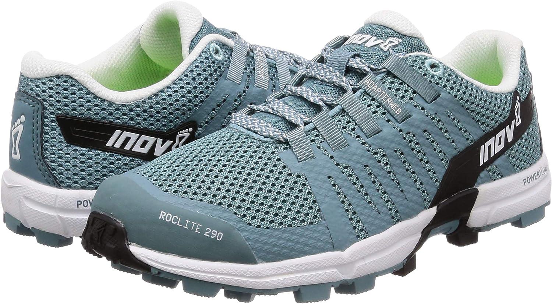Inov-8 Roclite 290, Zapatillas para Correr en montaña para Mujer: Amazon.es: Zapatos y complementos