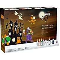 KREUL 42850 – Window Color Monster Party Set