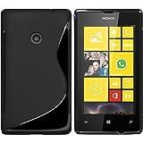 mumbi S-TPU Schutzhülle für Nokia Lumia 020 Hülle