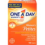 One A Day Women's Petites Complete Multivitamin, 160-Count