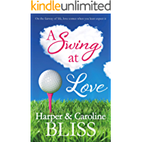 A Swing at Love: A Sweet Lesbian Romance (English Edition)