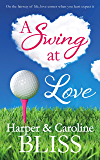 A Swing at Love: A Sweet Lesbian Romance