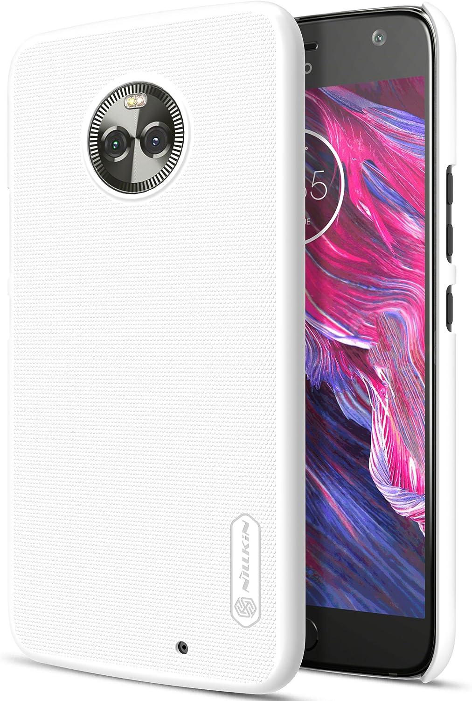 Funda® Firmness Smartphone Funda Carcasa Case Cover Caso + 1 Pantalla Protector para Motorola Moto X4(Rojo): Amazon.es: Electrónica