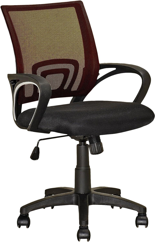 CorLiving Workspace office chair, Dark Brown
