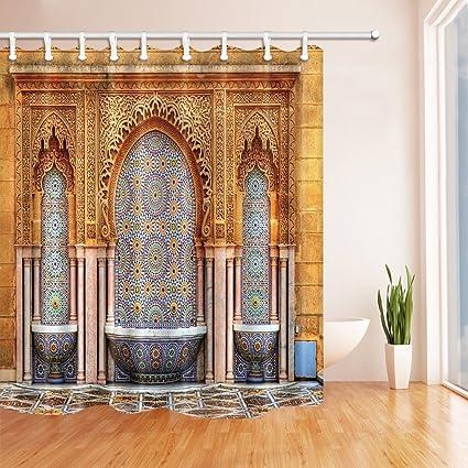 GuoEY Fontaine au Mausolée de Mohammed V à Rabat Maroc ...