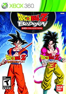 Dragon Ball Z Budokai HD Collection - Xbox     - Amazon com