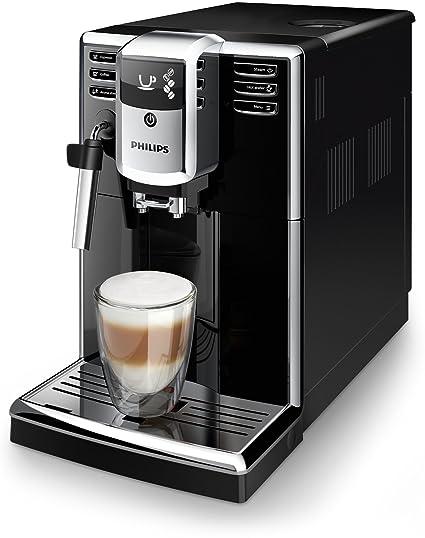 Philips Cafeteras Espresso Completamente automáticas EP5310/20 Expréss Superautomática, 1.8 litros, Negro