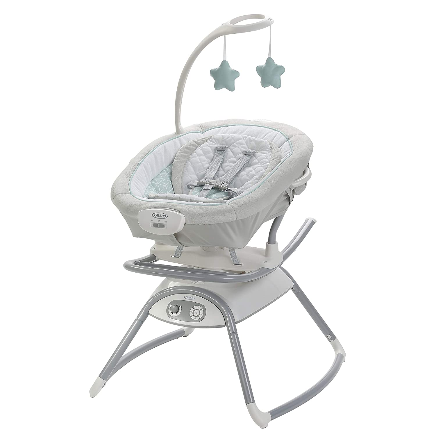 Graco Duet Glide Gliding Swing with Portable Rocker, Winfield Graco Baby 2065965