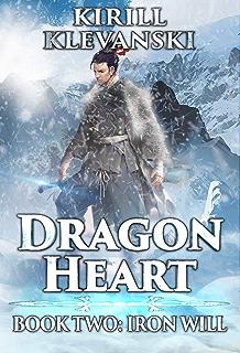 Amazon com: Dragon Heart: Stone Will  LitRPG wuxia series