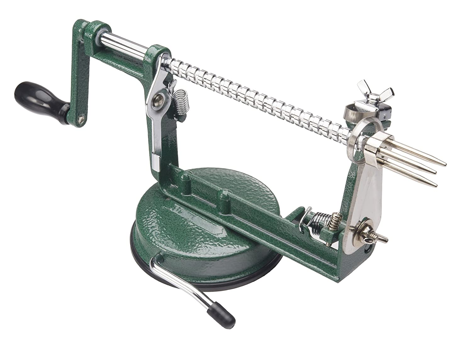 Green Lem Products 662 Apple Potato Peeler Graters Peelers Slicers Kitchen Utensils Gadgets One Acleaning Com