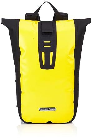 b7e35325653 Ortlieb Velocity Messenger Bag - Yellow-Black, 47 x 28 x 15 cm, 24 l ...