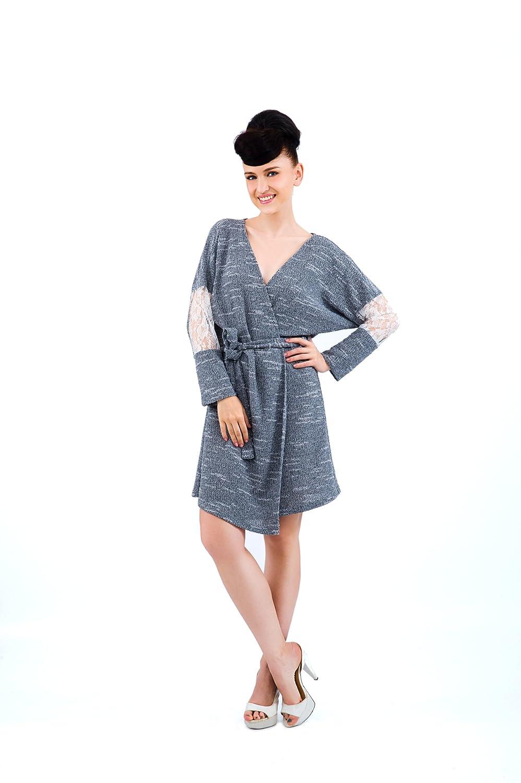 Raikou Jacquard Sommer-Kleid