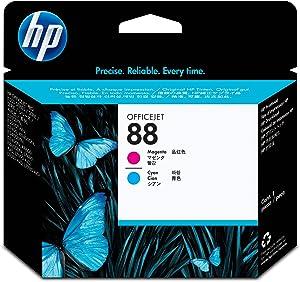HP 88   Ink Printhead   Magenta & Cyan   C9382A