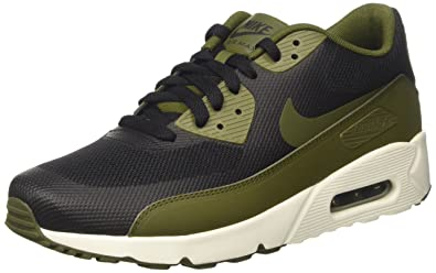 best sneakers 90c17 1490e Image Unavailable. Image not available for. Color: Nike Air Max 90 Ultra  2.0 Essential Black