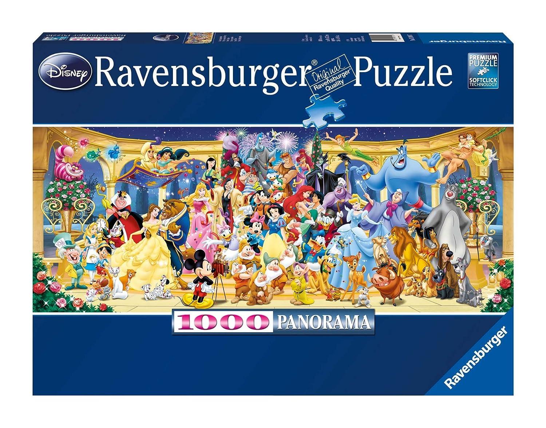 Ravensburger 15109 Disney Gruppenfoto Ravensburger Spielverlag 151097 Cartoons & Klassische Puzzles