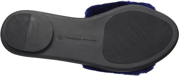 Loeffler Randall Isabel Slip-on Flat Slide Sandal Shoes Size 7.5 New In Box